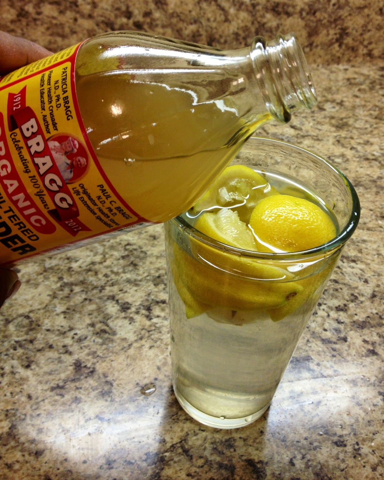 Coconut Oil And Apple Cider Vinegar Diet May 2014