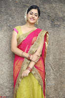 Actress Ronika in Red Saree ~  Exclusive celebrities galleries 013.JPG