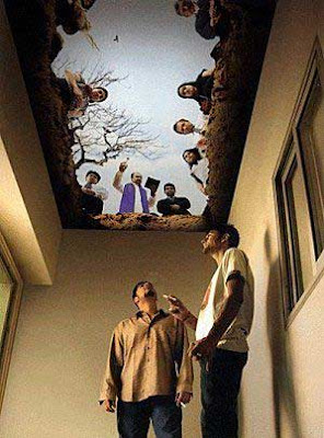 Stretch ceiling,3d stretch ceiling, stretch ceiling DIY, stretch ceiling designs,3d ceiling art