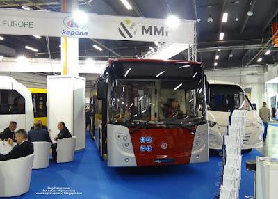 Karsan Menarinibus Citymood 12, TransExpo 2016