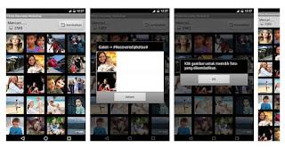cara mengembalikan photo terhapus dengan Aplikasi Foto Recovery