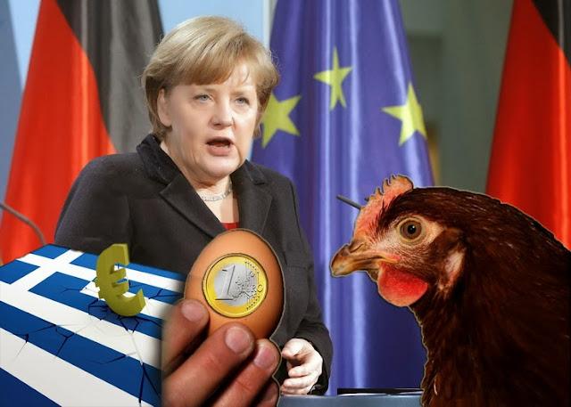 Η Μέρκελ κάνει το ευρώ ή το ευρώ την Μέρκελ;