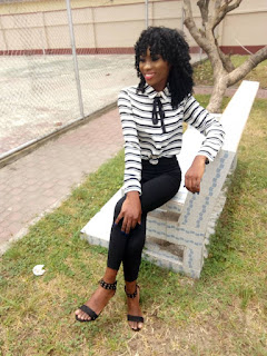 Buildup To NFH anniversary week with Miss ADEGBENJO TOYOSI