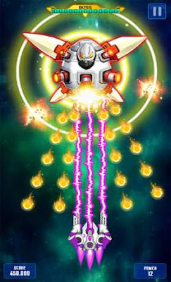 Space Shooter Galaxy Shooting2