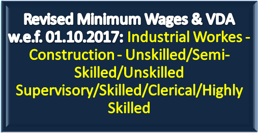 revised-minimum-wages-vda-industrial-workes-construction-paramnews