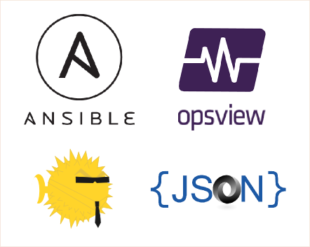 Opsview/Nagios as dynamic inventory for Ansible - Python
