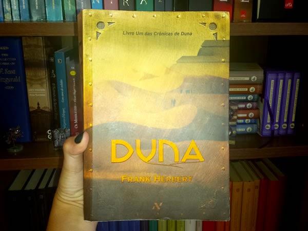 Resenha livro Duna