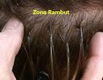 Cara Merawat Rambut Sambungan