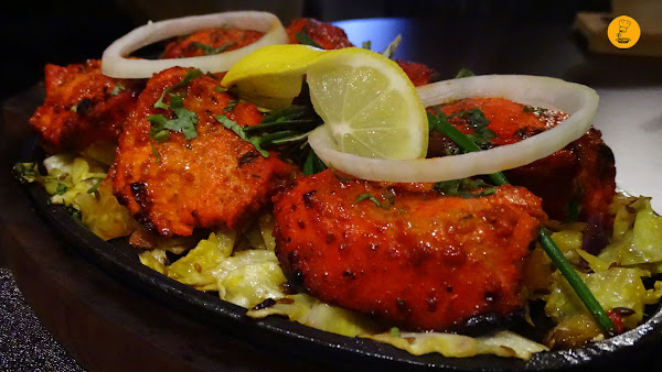 Chicken tikki en Doli Madrid