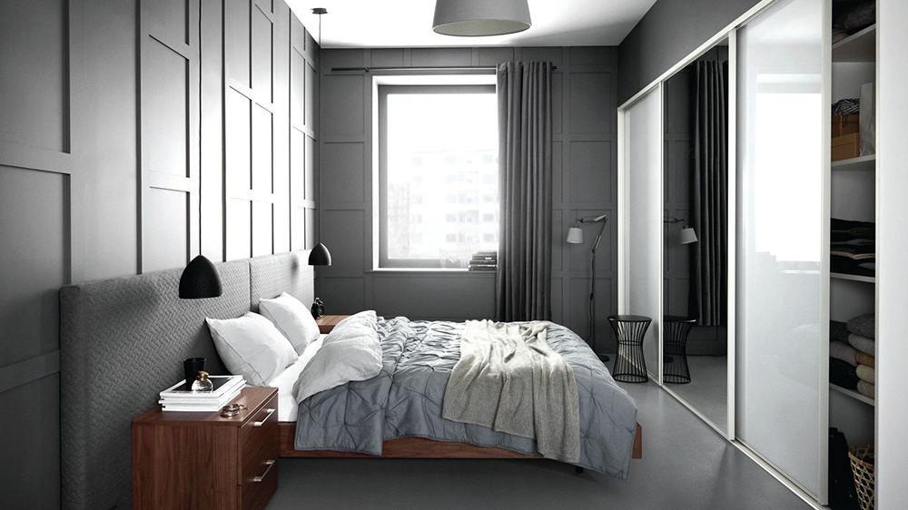 Artwall and co vente tableau design d coration maison succombez pour un tableau d co for Chambre a coucher orange et gris