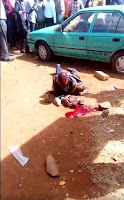 Avoid%2Bthem - SHOCKING Video shows how a mob beat up KINUTHIA like a stray dog after he hacked IVY WANGECHI to death(WATCH)