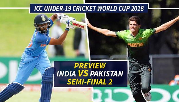 India vs Pakistan ICC U-19 World Cup