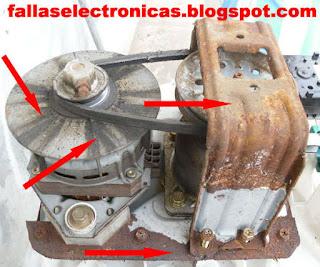 caja de transmision lavadora lg