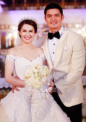 marian dingdong wedding cake who paid for dingdong dantes and marian rivera s p100 17125
