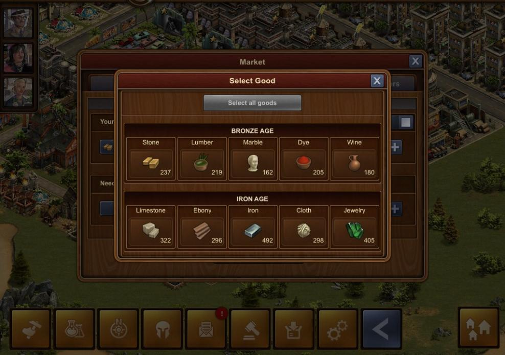 Forge of Empires: iPad Player Guide (Trade) - Forge Of Empires Guides
