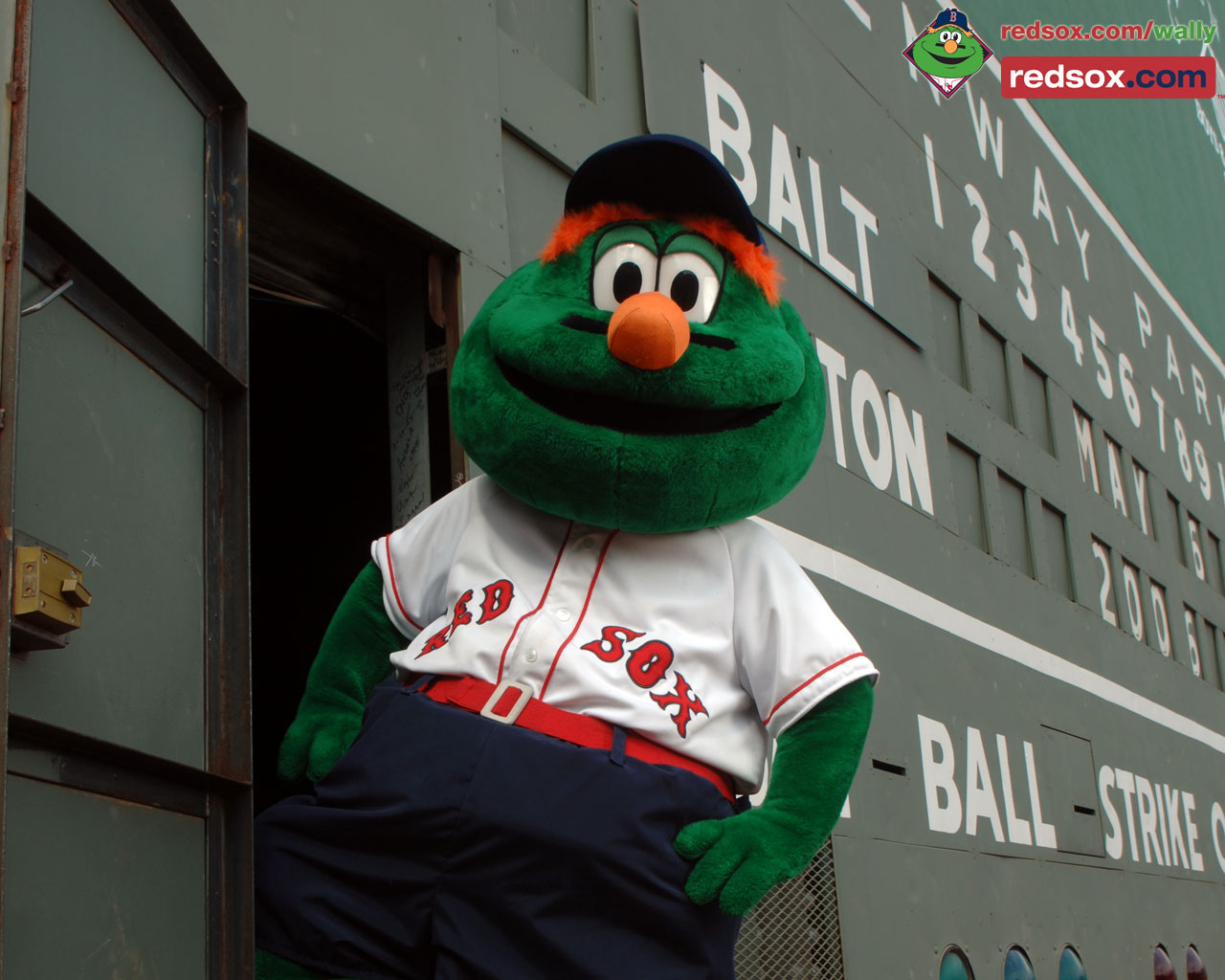 Green Alert Wally The Green Monster Is Missing Bob S Blitz
