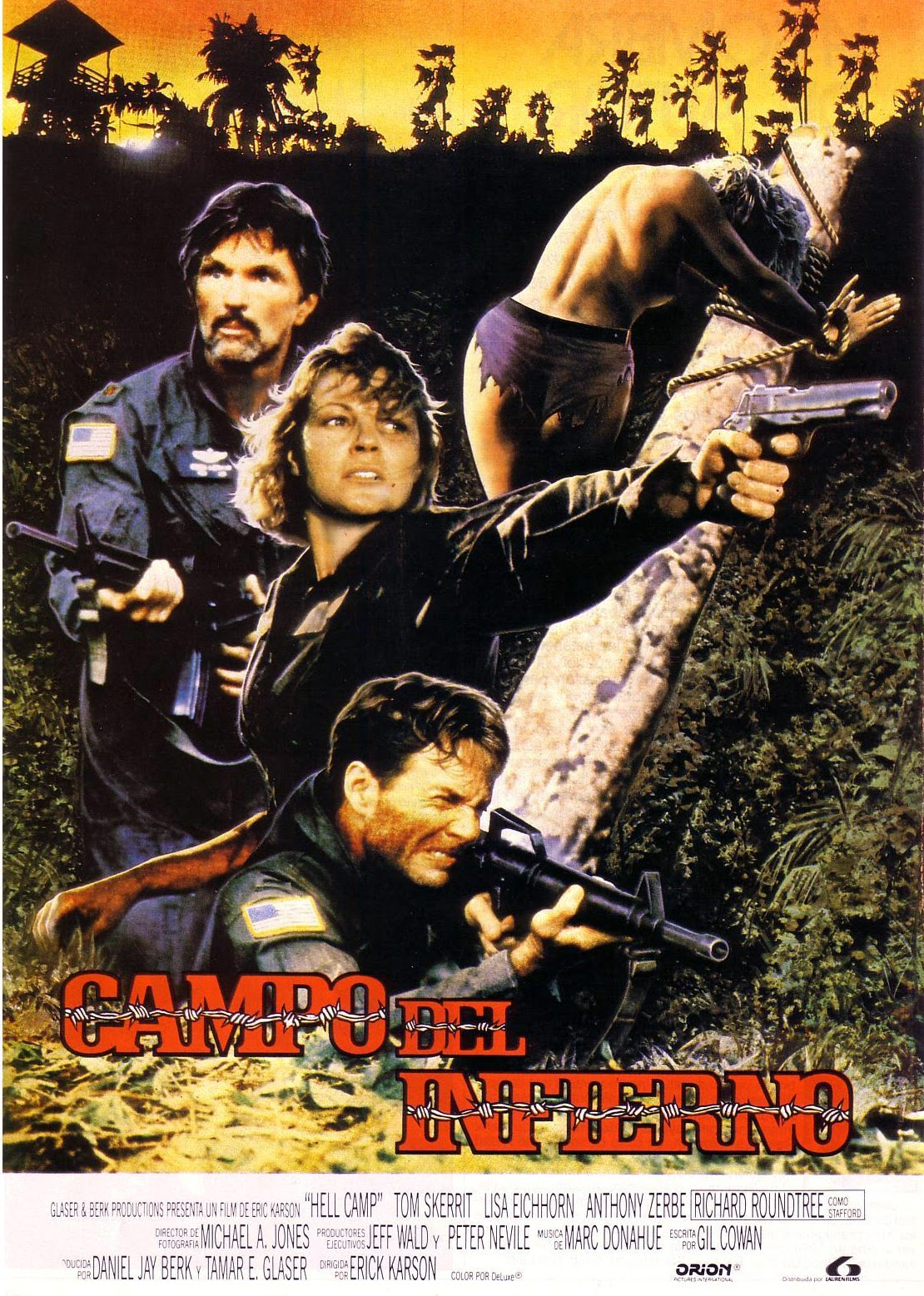 Angelfist cool target: action movie reviews