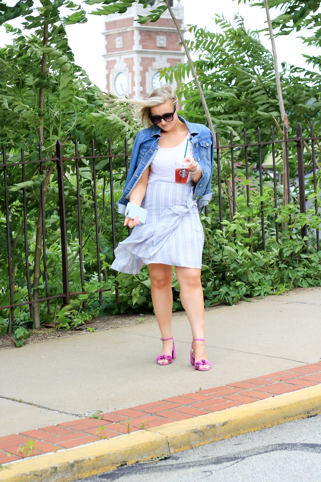 Why I am loving skirts this summer