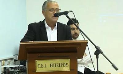 Αξιόπιστη λύση για το Περιφερειακό Συμβούλιο Επιμελητηρίων Ηπείρου ο Θεσπρωτός Αλέκος Πάσχος