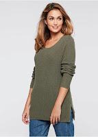 Pulover tricotat, design Maite Kelly bonprix (bonprix)