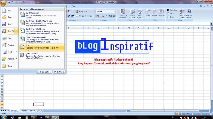 Cara mengconvert file word ke pdf part03