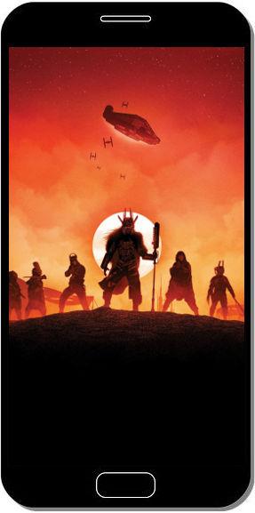 Solo a Star Wars Story - Team Dryden Vos - Fond d'Écran en FHD pour Mobile