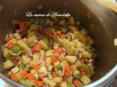 La cucina di antonella zuppa altoatesina - La cucina di antonella ...