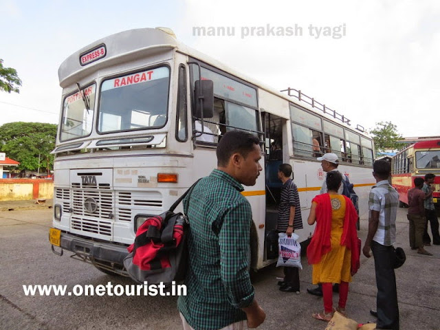 port blair to diglipur bus