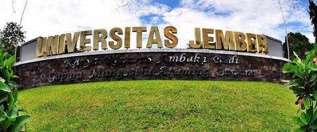 Informasi Pendaftaran Mahasiswa Baru (UNEJ) Universitas Negeri Jember 2018-2019
