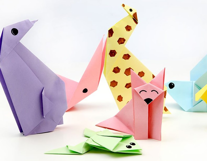 Simple And Easy Origami For Kids Craft Project Ideas And Crafts Art