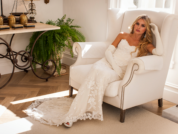 ➳ TIMELESS WEDDING GOWNS | LISA GOWING BRIDAL INTERVIEW {SYDNEY}