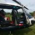 Com bronquite, bebê de 3 meses é socorrido de helicóptero em aldeia