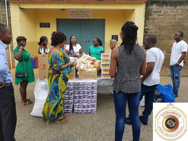 mildred menkiti at the Nsawam Female Prisons, Nsawam, Ghana 8