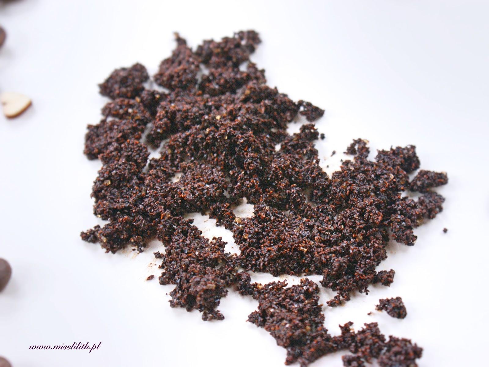 kokosowy Peeling kawowy Mark Scrub