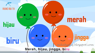 colors in bahasa malaysia indonesia