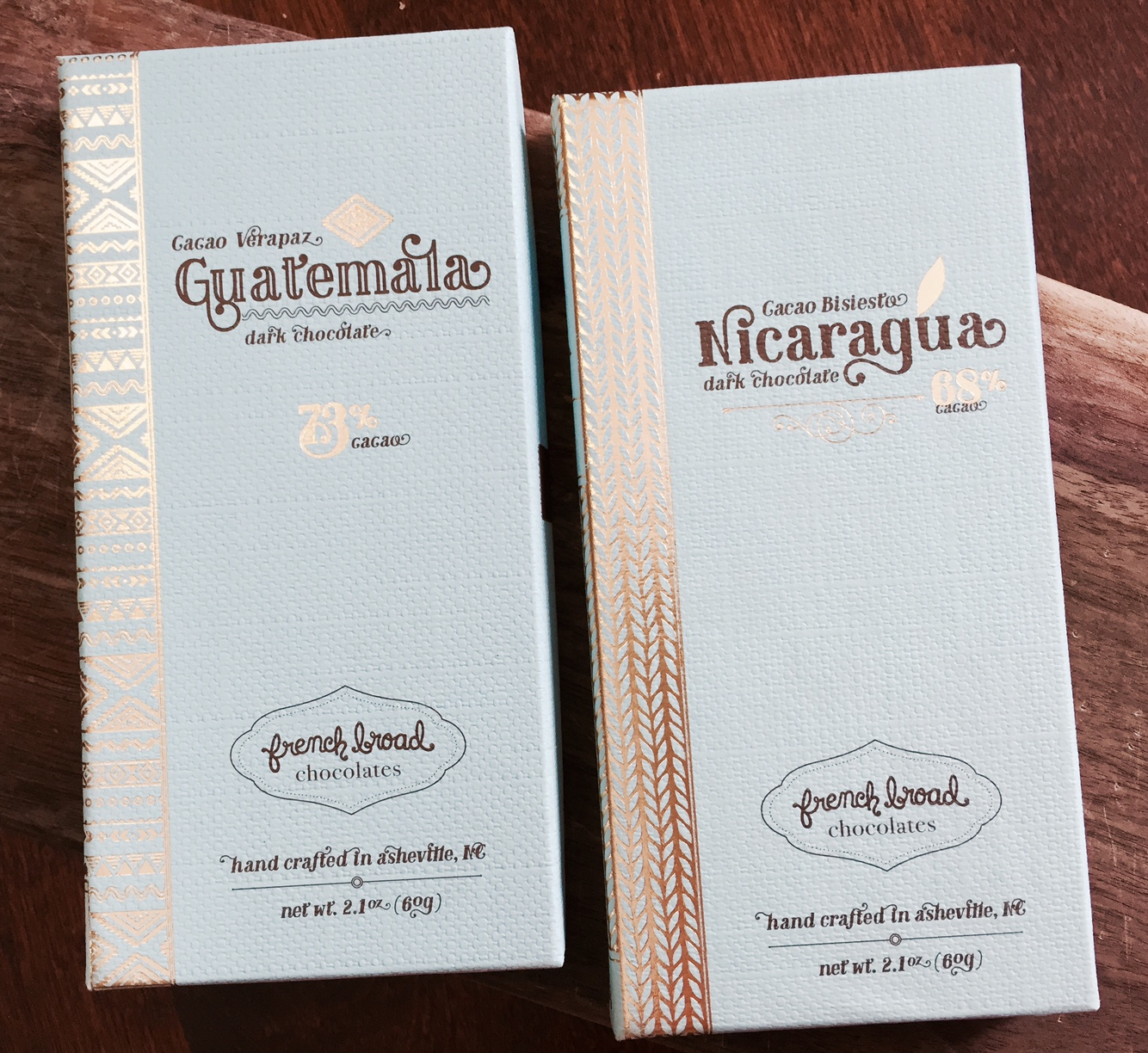 The Ultimate Chocolate Blog: French Broad Opens the Book on Chocolates