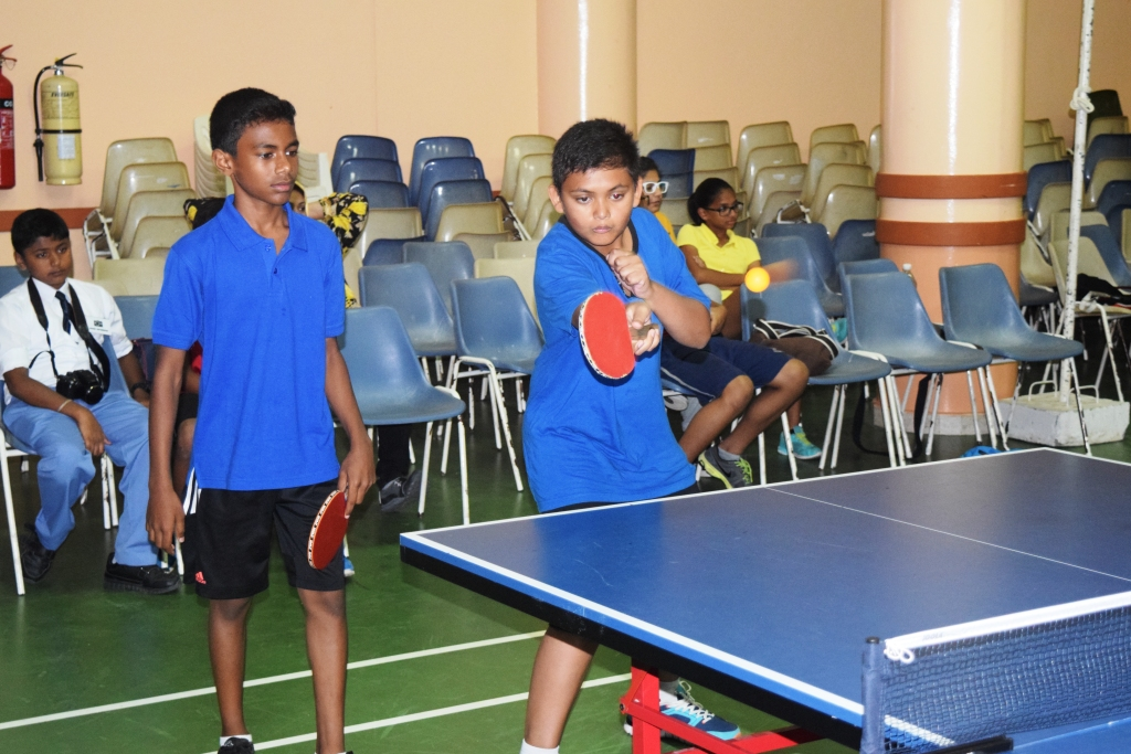Awe Inspiring Sri Lankan School Muscat Inter House Table Tennis Tournament Home Interior And Landscaping Ologienasavecom