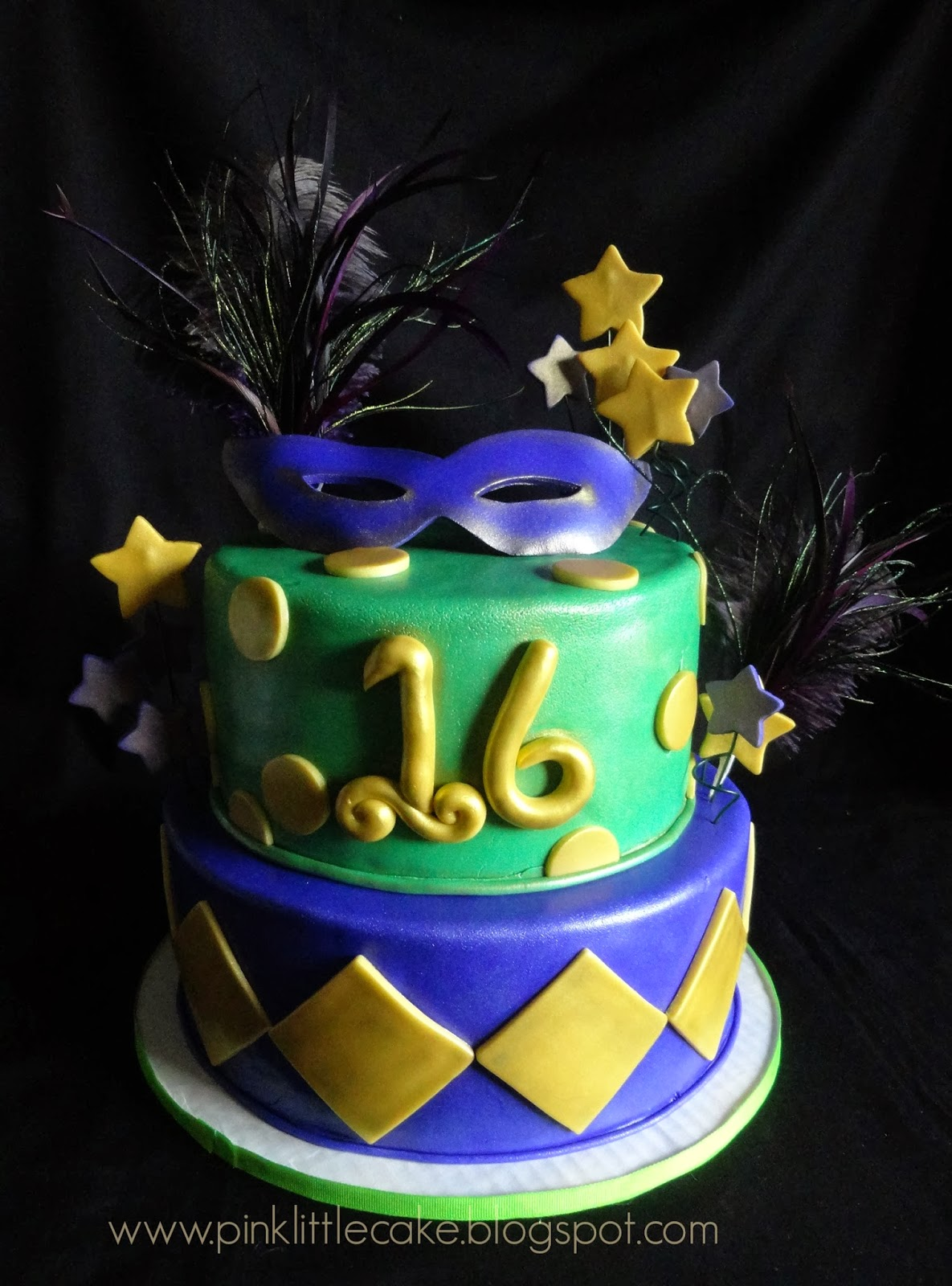 I Found A Baby In My Mardi Gras Cake