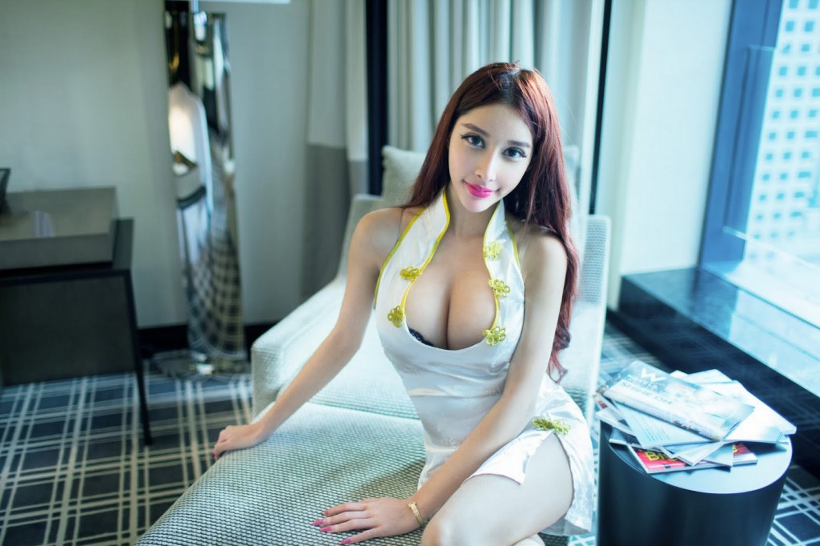 %25C2%25B1 %25C2%25B1 10 - Model Nude TUIGIRL NO.49 Beauty Body Tits