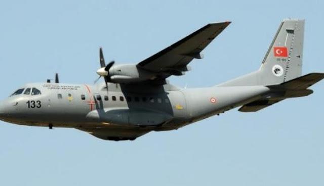 Παραβιάσεις από κατασκοπευτικά αεροσκάφη στο Αιγαίο