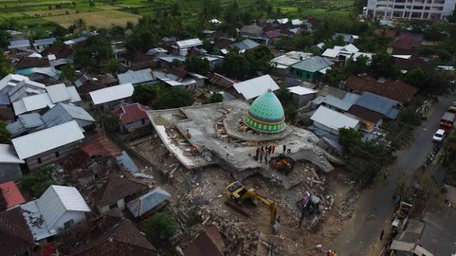 PT Pos Gratiskan Kirim Barang Bantuan ke Lombok, Ayo Kirim