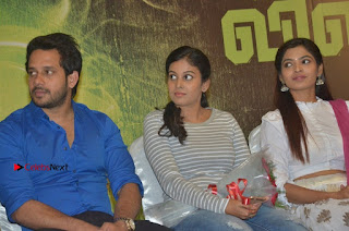 Bharath Chandini Tamilarasan Sanchita Shetty Ennodu Vilayadu Tamil Movie Press Meet Stills  0053.jpg