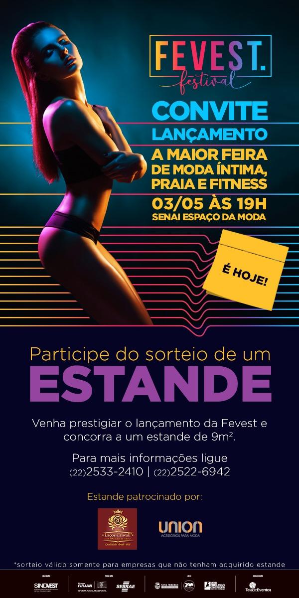 6500fbe3e O Sindvest - Sindicato das Indústrias do Vestuário de Nova Friburgo e  Região - promoverá o lançamento da Fevest 2018 (Feira de Moda Íntima