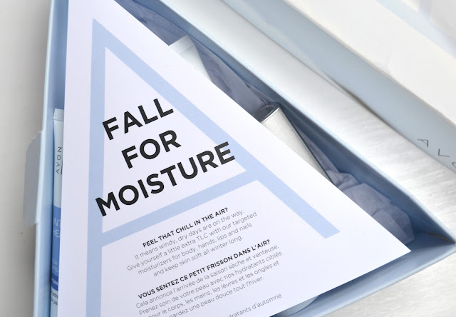 Avon Fall for Moisture A Box