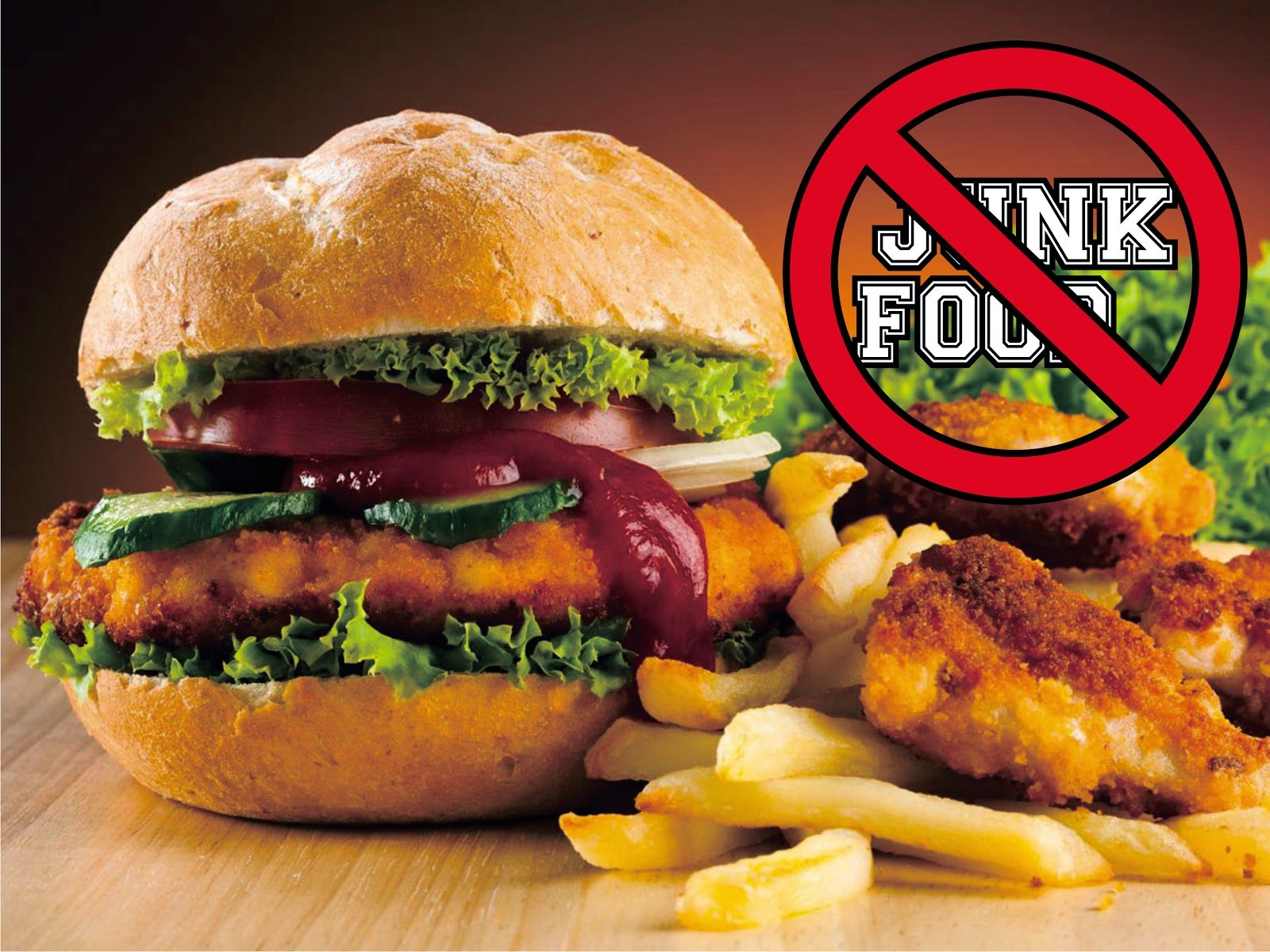 Knowing India: Say no to junk food