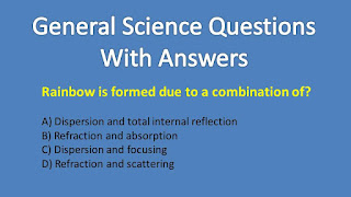 General Science Previous Year Questions with Answers (PHYSICS)