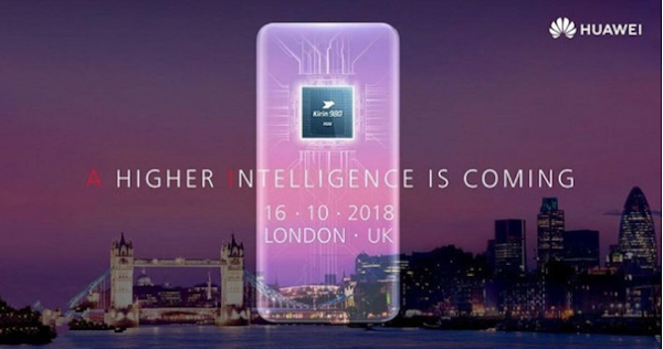 Huawei Mate 20 - Launch Event