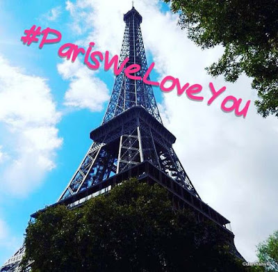 #Paris We Love You