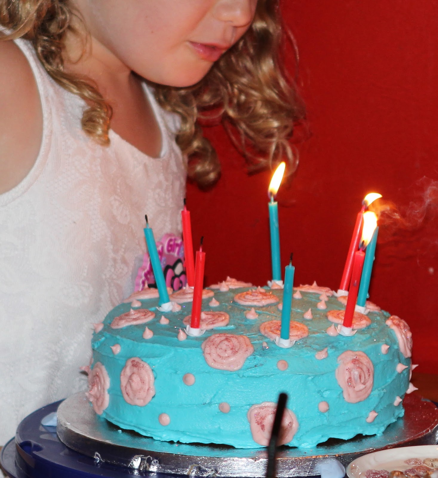 So I Have Had Little Time For Cooking Very Creatively Except That Is Birthday Cake My Gluten Free Girl