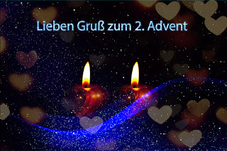 Adventgruß